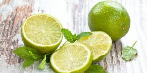 a couple slices of limes is one of toothache natural medicine